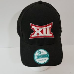 Big 12 Conference Hat New with Tags